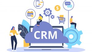 triển khai CRM